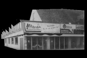 Oude Atlantic pand